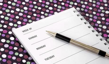 Choosing a name: Timeline planner