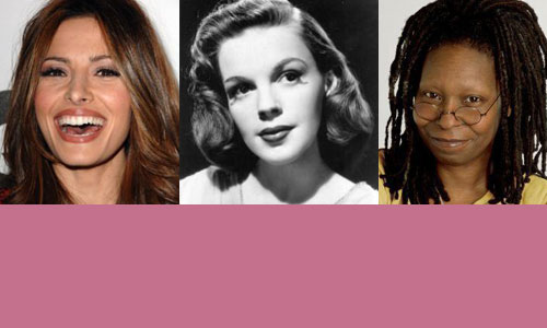 Real names: Female celebs