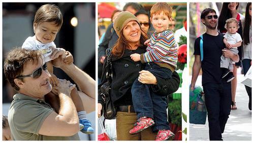 celebrity Baby boy names: N & O