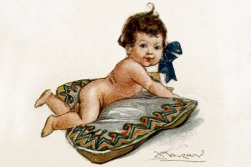 Strange baby names: From 1910