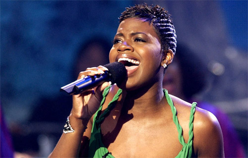 What did Fantasia Barrino name her new baby?
