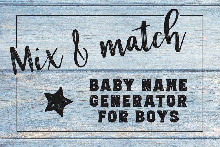 Naming tools & fun stuff - Click Baby Names