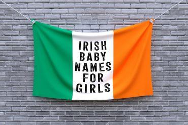 Most popular Irish baby names for girls