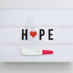 Pregnancy test kit - Hope