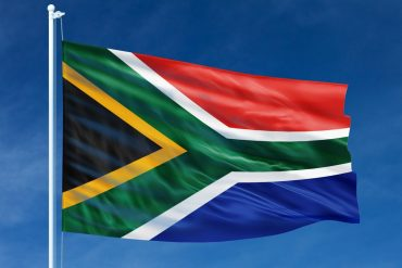 South Africa flag - baby names