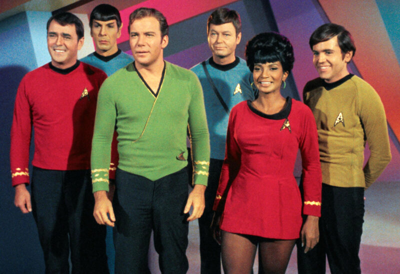 Star Trek baby names from the 7 different TV series