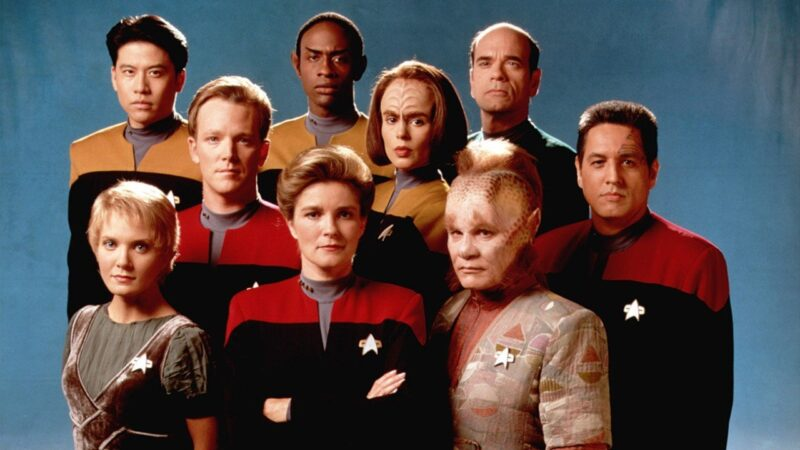 Star Trek baby names from the 7 different series