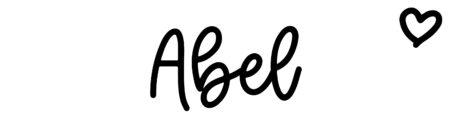 About the baby name Abel, at Click Baby Names.com