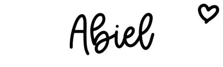 About the baby name Abiel, at Click Baby Names.com