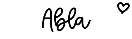 About the baby name Abla, at Click Baby Names.com