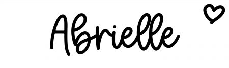 About the baby name Abrielle, at Click Baby Names.com
