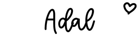 About the baby name Adal, at Click Baby Names.com