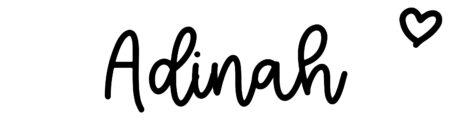 About the baby nameAdinah, at Click Baby Names.com
