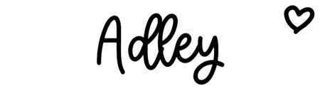 About the baby name Adley, at Click Baby Names.com