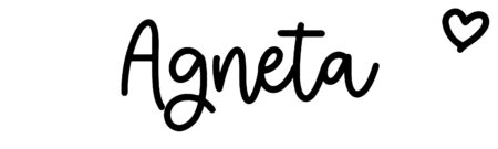 About the baby name Agneta, at Click Baby Names.com