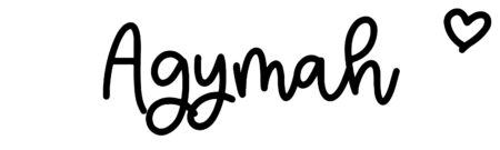 About the baby name Agymah, at Click Baby Names.com