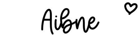 About the baby name Aibne, at Click Baby Names.com
