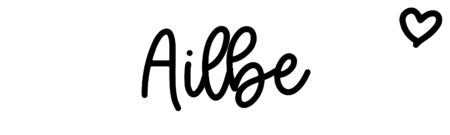 About the baby name Ailbe, at Click Baby Names.com