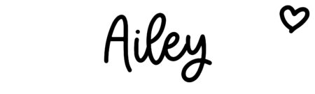 About the baby name Ailey, at Click Baby Names.com