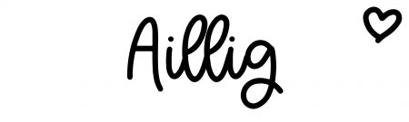 About the baby name Aillig, at Click Baby Names.com