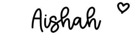 About the baby nameAishah, at Click Baby Names.com