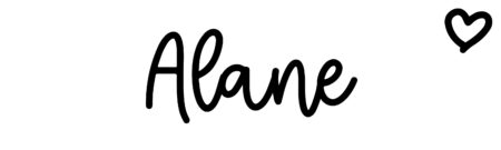 About the baby name Alane, at Click Baby Names.com
