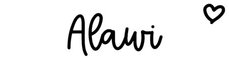 About the baby name Alawi, at Click Baby Names.com
