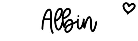 About the baby name Albin, at Click Baby Names.com