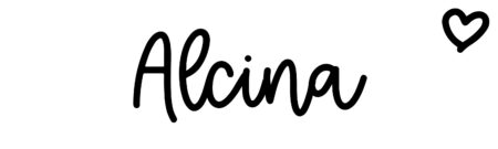 About the baby name Alcina, at Click Baby Names.com