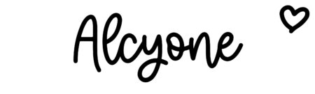 About the baby name Alcyone, at Click Baby Names.com