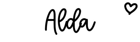 About the baby name Alda, at Click Baby Names.com