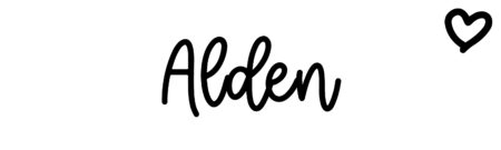 About the baby name Alden, at Click Baby Names.com