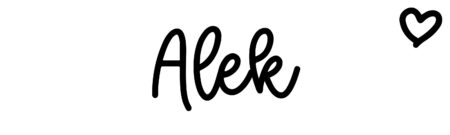 About the baby name Alek, at Click Baby Names.com