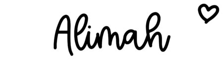 About the baby name Alimah, at Click Baby Names.com