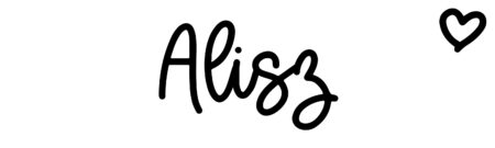 About the baby name Alisz, at Click Baby Names.com
