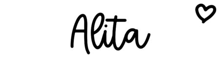 About the baby name Alita, at Click Baby Names.com