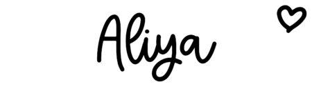 About the baby nameAliya, at Click Baby Names.com