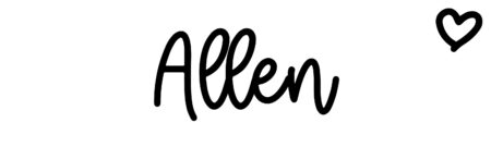 About the baby name Allen, at Click Baby Names.com