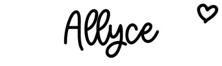 About the baby name Allyce, at Click Baby Names.com