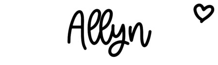 About the baby name Allyn, at Click Baby Names.com
