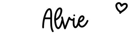 About the baby name Alvie, at Click Baby Names.com