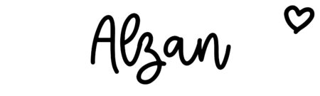 About the baby nameAlzan, at Click Baby Names.com
