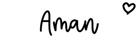 About the baby name Aman, at Click Baby Names.com
