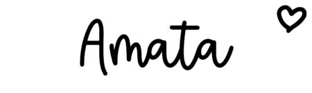 About the baby nameAmata, at Click Baby Names.com