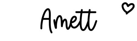 About the baby name Amett, at Click Baby Names.com