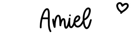 About the baby name Amiel, at Click Baby Names.com