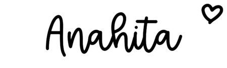 About the baby nameAnahita, at Click Baby Names.com