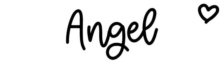 About the baby nameAngel, at Click Baby Names.com