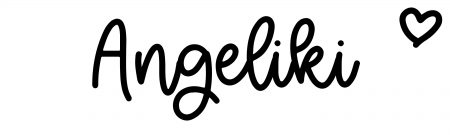 About the baby name Angeliki, at Click Baby Names.com