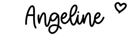 About the baby nameAngeline, at Click Baby Names.com
